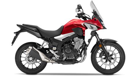 2017 Honda Cb500x Review Specs New Changes