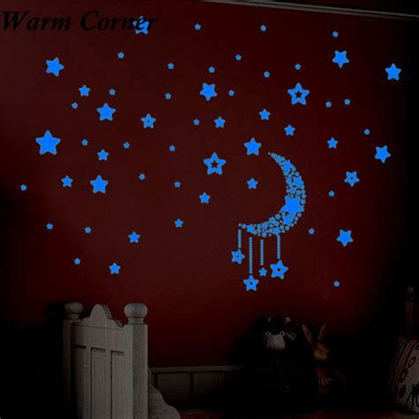 Glow In The Bedroom by Popular Ceiling Stickers Buy Cheap Ceiling Stickers Lots