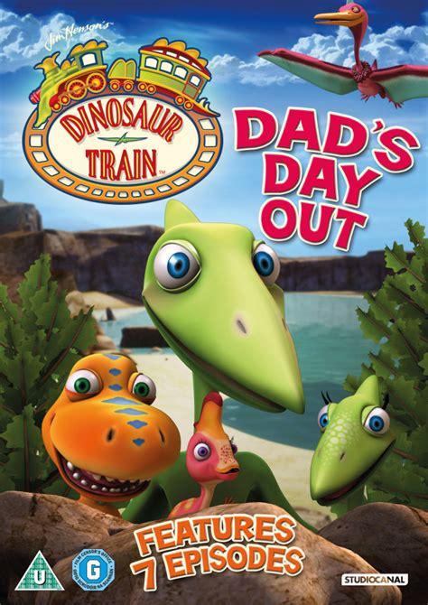 dinosaur train dads day  dvd zavvi