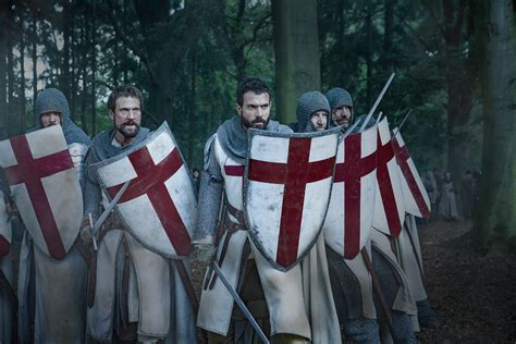 'Knightfall' is full of action, swords, and epic quests ...