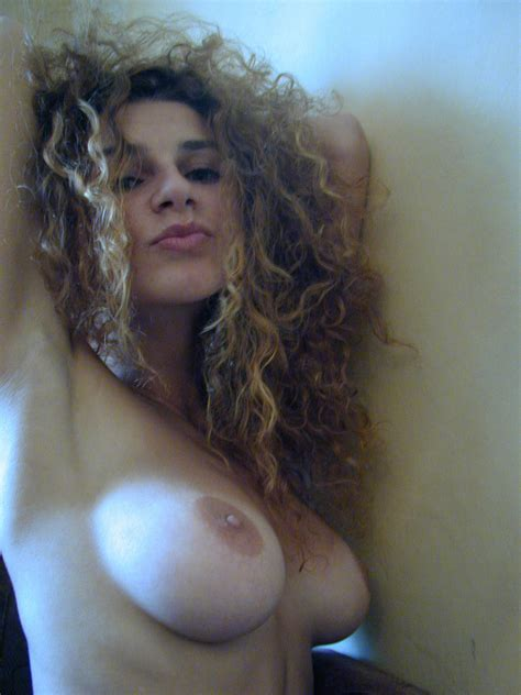 skinny amateur blonde girl with huge tits