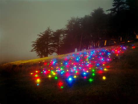 Landscape Light Sculptures