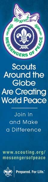 Messengers of Peace Marketing | Boy Scouts of America