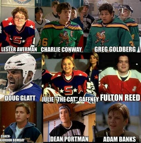 Mighty Ducks Meme - 19 best mighty ducks images on pinterest