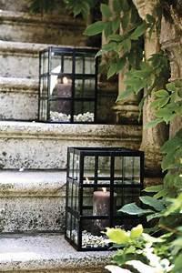 Lanterne Deco Interieur : lanterne jardin 47 id es d co de jardin avec des lanternes ~ Teatrodelosmanantiales.com Idées de Décoration