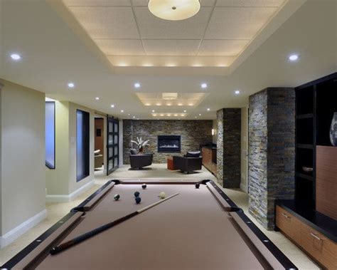 kitchen lighting recessed contemporary basement design pictures remodel decor and 2204
