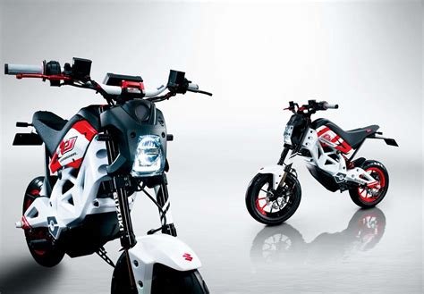New Photos And Video Of Suzuki Extrigger Electric Monkey