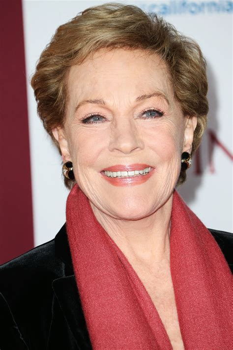 """Julie Andrews 'the Sound Of Music' Is """"like An Old Friend"""