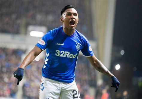 Rangers ace Alfredo Morelos' temper might make clubs think ...