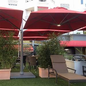 Parasol De Terrasse : parasol prostor p6 quattro prostor p6 quattro parasol professionnel de terrasse e terrasses ~ Teatrodelosmanantiales.com Idées de Décoration