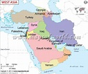 What is the difference between west Asia and the Middle ...