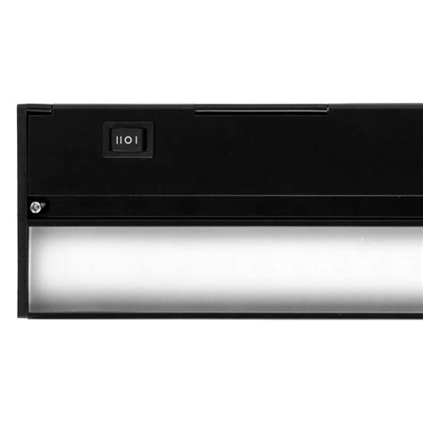 dimmable under cabinet lighting ge 18 in premium led linkable under cabinet fixture 26427