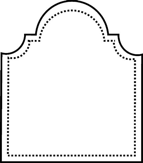 headstone template tombstone templates