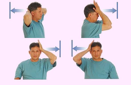 neck exercises at your desk neck health fitness