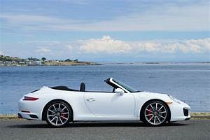 2017 Porsche 911 Carrera S Cabriolet for Sale | Silver ...