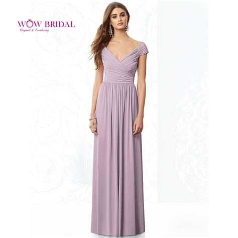 wow bridal dusty rose convertible bridesmaid dresses fast
