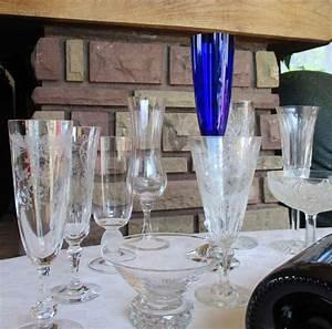 Flûtes à Champagne Originales : verre cristal ancien ~ Teatrodelosmanantiales.com Idées de Décoration