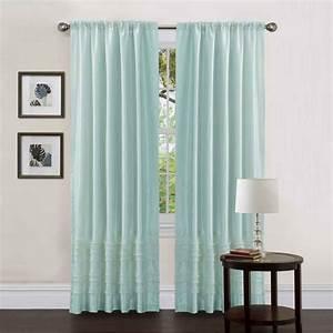 briliant idea simple and blue curtain bedroom decoseecom With simple curtain designs home