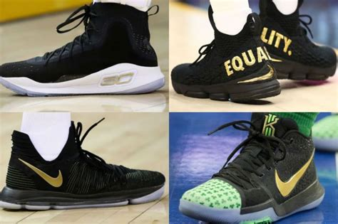 Latest Signature Sneaker Of Top Nba Players