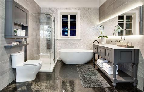 bain de si鑒e salle de bain classique déco sphair