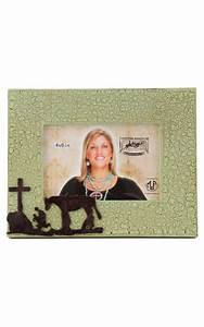 M&F Western Products® Green Wooden Cowboy Prayer Picture