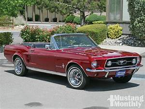 1967 Ford Mustang Convertible - Mustang Monthly
