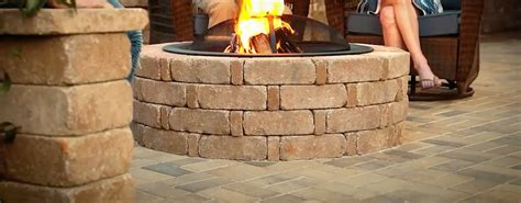 Home Depot Bricks For Fire Pit. How To Build A Fire Pit