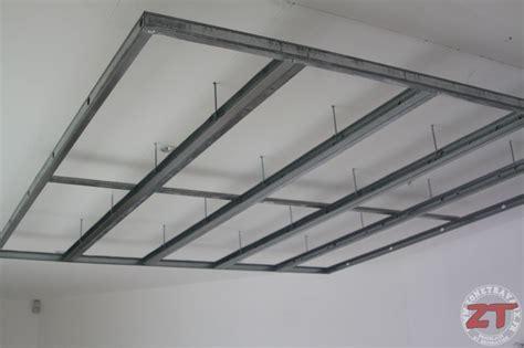 brico cr 233 ation d un faux plafond avec ruban led et spots
