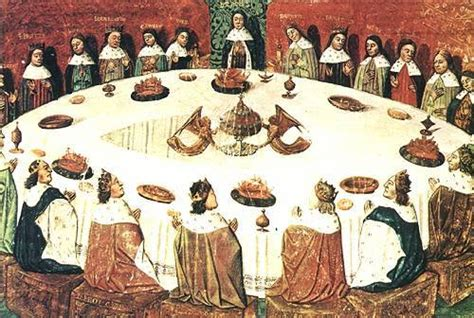 definition de la table ronde middle ages gnc s journey through history