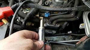 How To Replace 2005 Forester Xt Spark Plugs