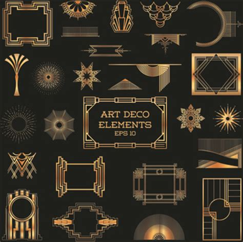 deco elements free vector 215 685 free vector for commercial use format ai eps