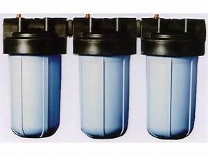 Filtration De L Eau : traitement de l 39 eau cartouches de filtration cacf 25 ~ Premium-room.com Idées de Décoration