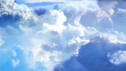 Clouds Sky Wallpapers Aerial Widescreen Wide