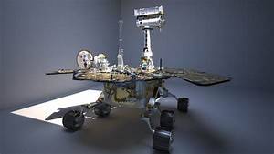 Incredible Digital Re-creations of the Mars Rovers ...