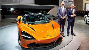 Mclaren Automotive - Geneva 2017 Highlights
