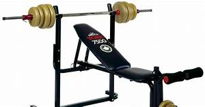 How Much Is A Weight Bench
