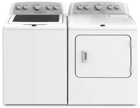 Maytag Mvwx600bw 27 Inch Top-load Washer With 3.8 Cu. Ft