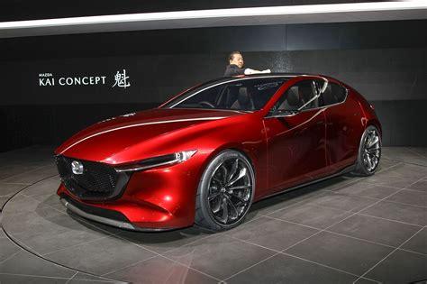 Mazda 3 2019 Hatchback Exterior Techweirdo