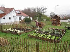 jardin potager wikipedia With comment amenager un petit jardin 4 creer un potager