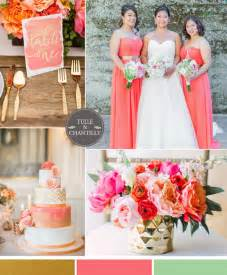 wedding colors 2015 tulle chantilly wedding blog