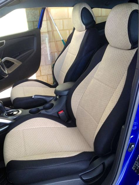 Subaru Xv Crosstrek Two Front Custom Velour & Synthetic