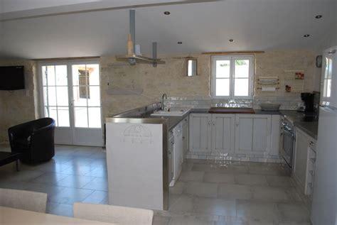 cuisine ile de location avec piscine chauffée sur l 39 île d 39 olé classée