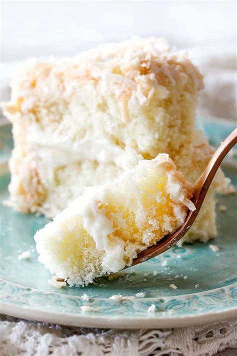 coconut cake   types  coconut