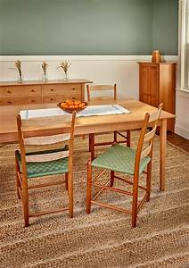 Shaker, Dining, Table, U2013, Chilton, Furniture