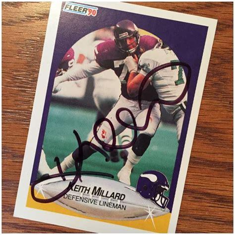 Keith Millard Ttm Success Bravestarr Cards