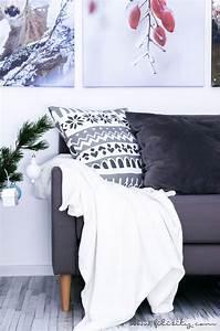 Große Kissen Ikea : vinter 2017 winter und weihnachtsdeko von ikea diy ~ Michelbontemps.com Haus und Dekorationen