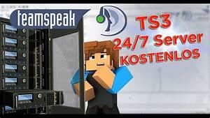 Ts Server Einrichten : teamspeak 3 server kostenlos online erstellen und hosten 24 7 tutorial deutsch youtube ~ Watch28wear.com Haus und Dekorationen