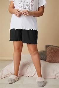 Cession De Parts De Sci A Titre Gratuit : short de pyjama noir en coton grande taille 44 64 ~ Dallasstarsshop.com Idées de Décoration