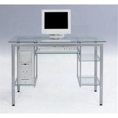 bureau d angle blanc pas cher bureau verre trempé achat vente bureau bureau verre