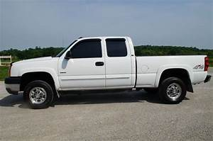 Sell Used 2003 Silverado 2500hd Duramax 4x4 Lt Leather